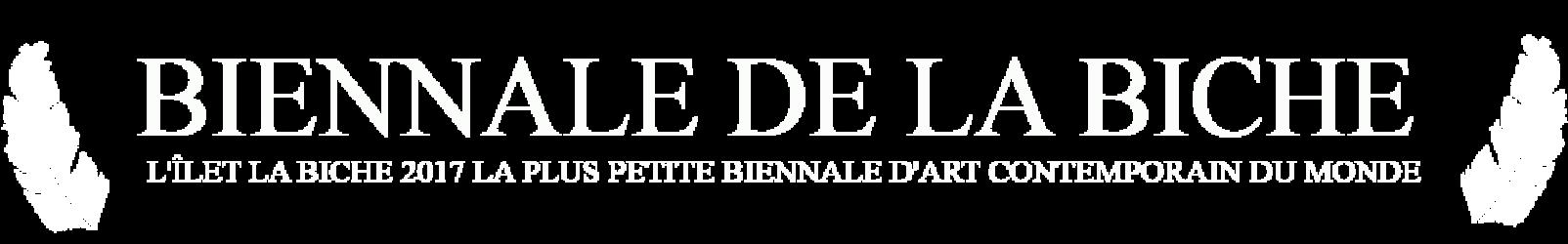 Biennale de La Biche
